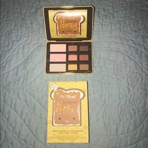Too Faced Peanut Butter & Honey Palette